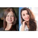 Årets alumner 2020: Helena Hed och Meleknur Alevcan