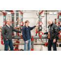 Coor Service Management AS har inngått en rammeavtale med Dokumentert AS om FG kontroll og vedlikehold av sprinkleranlegg