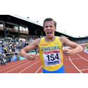 En av Sveriges hetaste friidrottare startar ny blogg