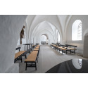 Medieval church reinvented in Sdr. Asmindrup
