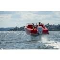 Probeer nu 's werelds snelste elektrische boot in Amsterdam - ontwikkelt voor de Nederlandse grachten