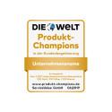 Qualität, die überzeugt:  Deutschlands Produkt-Champions 2019