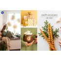 Happy Holidays! Julen 2021 på Lagerhaus