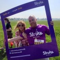 Houghton-le-Spring family raises £2,000 for the Stroke Association
