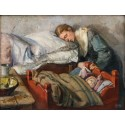 Historier om mødre - ny særudstilling på Nivaagaards Malerisamling