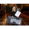 Stockholmsföretagaren Pernilla Westergren tilldelas 50 000 kr för sin idé