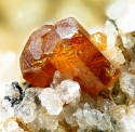 Mineralet bastnäsit-(Ce)