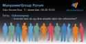 ManpowerGroup Forum 11. des. - Hvordan kan du og dine ansatte sikre virksomheten mot cyberangrep?