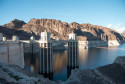 The Hoover Dam, Lake Mead