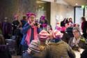 Pussy hats på Världskulturmuseet