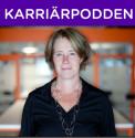 Johanna Frelin, VD Hyper Island gästar Karriärpodden