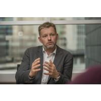 Islands jämställdhetsminister Þorsteinn Víglundsson till Almedalen