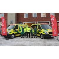 Falck er nu den største ambulance-operatør i Stockholm