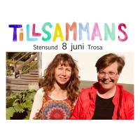 Välkommen lördag 8 juni: TILLSAMMANS - om att leva, bo, odla, skapa och förändra i omställningens tid. Medverkar gör några av de främsta från Sveriges omställningsrörelse. #hållbaragemenskaper #tillsammans2019
