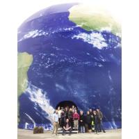 Lokale miljøarbejdere på global klimarejse