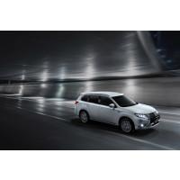 Mitsubishi Outlander PHEV med 200.000 solgte globalt