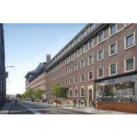 Bygg-Göta hyr ut 3200 kvm i centrala Göteborg!