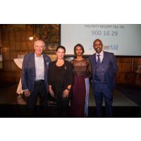 Operakällaren Foundation samlar in rekordbelopp till WaterAid