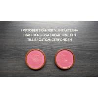 Pinchos och Svensk Cater skänker nära en halv miljon kronor till Bröstcancerfonden
