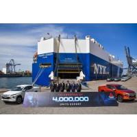 Mitsubishi med 4 millioner eksporterte biler fra fabrikk i Thailand
