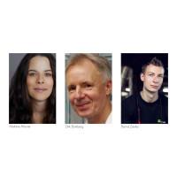 Ehrenfelix 2019: Drei engagierte Darmkrebs-Patienten stellen sich dem Online-Voting.