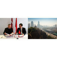 New agreement is to provide Clean Heat to Beijing