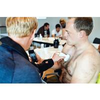 Dansk kroniker-behandling bliver vist frem globalt