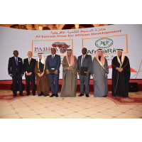 US$1 Million Al Sumait Prize for African Development Award Ceremony Held at Bayan Palace in Kuwait