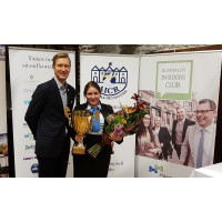 Haaga-Helia Supported Receptionist of the Year 2017 Contest in Estonia