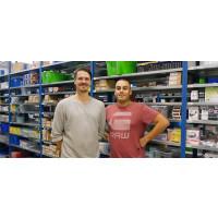 Nya lagerfunktioner ger Teknikproffset ökad leveranskapacitet och nöjdare kunder