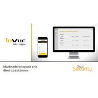 Marknadsföring och pris direkt på skärmen