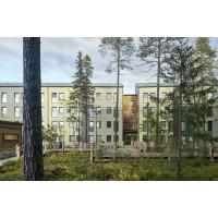 K2A genomför Sveriges största miljöcertifiering med nya Miljöbyggnad iDrift