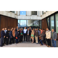 An Indonesian delegation is visiting Denmark to learn how to promote energy efficiency