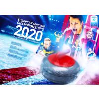Curling EM til Lillehammer i november