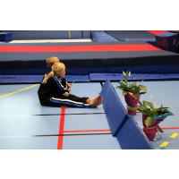 Vikingahallen anpassad för gymnastik och cheerleading invigd