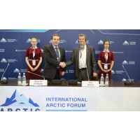 Akvaplan-niva and Roscongress sign agreement for cooperation between  Arctic Frontiers and Arctic: Territory of Dialogue