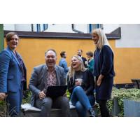 Silver till CRM-Konsulterna i Hack for Sweden - Smart digital lösning stöttar näringslivet