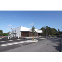 Ny sporthall öppnar i Huddinge