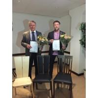 Möbeltillverkning i Bredbyn ger stipendium