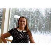 Cecilia Björklund Dahlgren får Sparbanken Nords kulturpris