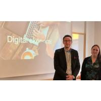 Sparbanken Nord utbildar i digital säkerhet