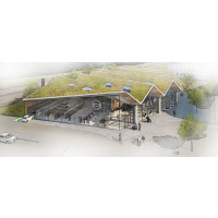 Sigtuna stadsängar får grön livsmedelsbutik: Lidl etablerar ny konceptbutik i Sveriges mest hållbara stadsdel