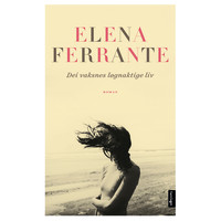 Ny roman frå Elena Ferrante kjem 1. september