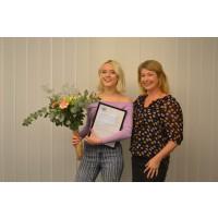 Zara Larsson prisas för sin feminism