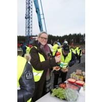Sigtuna stadsängars första grillfest