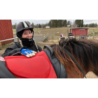 ​Salli Riding Pad – perfect product development