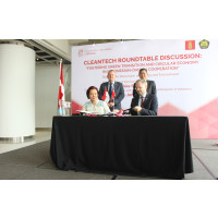 Denmark signs MoU with Indonesian Energy Company