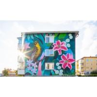 AkzoNobel bidrar till en färgglad höst i Borås