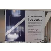 Nyt system styrker kampen mod mobiltelefonerne