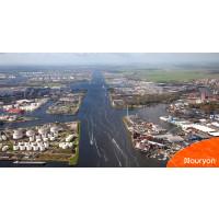 Nouryon, Tata Steel och Amsterdams hamn samarbetar för att utveckla det största klustret för grön vätgas i Europa